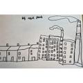 buildings by Albie