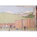 A Lowry collage by Leo