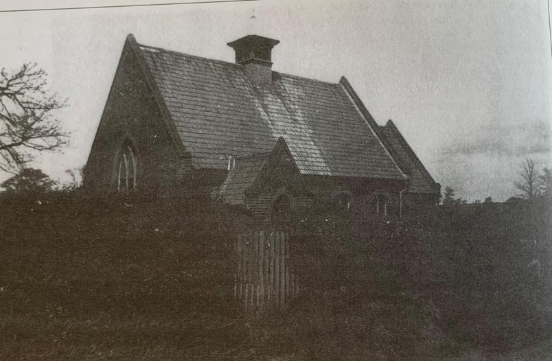 Woolmer Green School c.1900