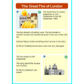 The Great Fire of London by Leo