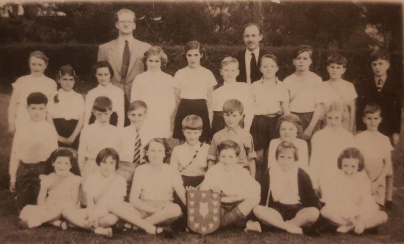 School photo 1957/8