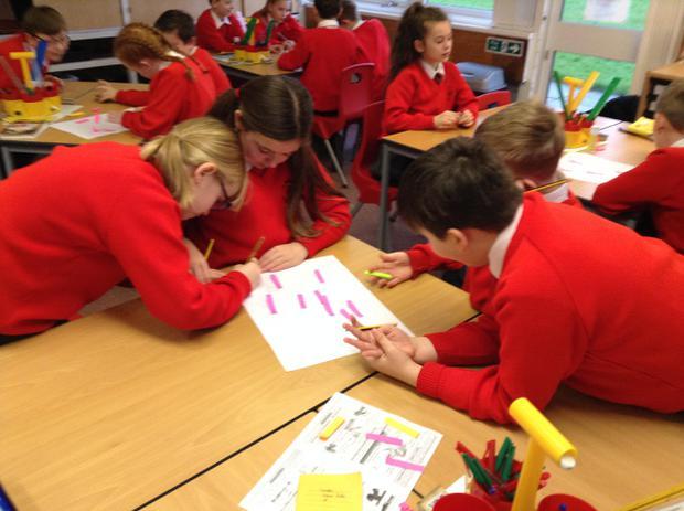Collaborative work in Literacy