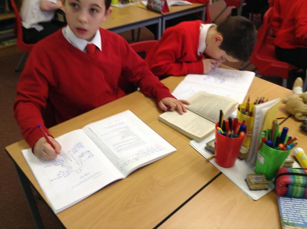Selecting and retrieving evidence from a text