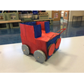 Moving Friction Car