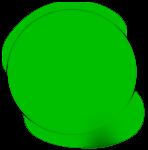 Green circle (Good to go)