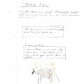 Stone Age report by Evie in Year 3