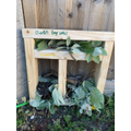 A bug hotel by Dexter in Year 3
