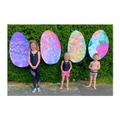 Giant Easter Eggs by Maddie Y3 and Hallie FS