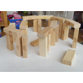 Model of Stonehenge by Addison in Year 3
