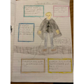 George Stephenson poster by Josie in Year 2