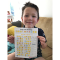Emoji code breaking by Bruno in Year 1