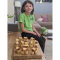 Evie's Stonehenge Cake Y3