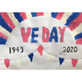 VE Day Poster by Amelia in Year 2