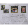 Evie's Outdoor Living History Museum, Year 3