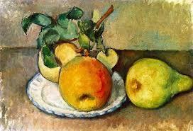 Still Life by Cezanne