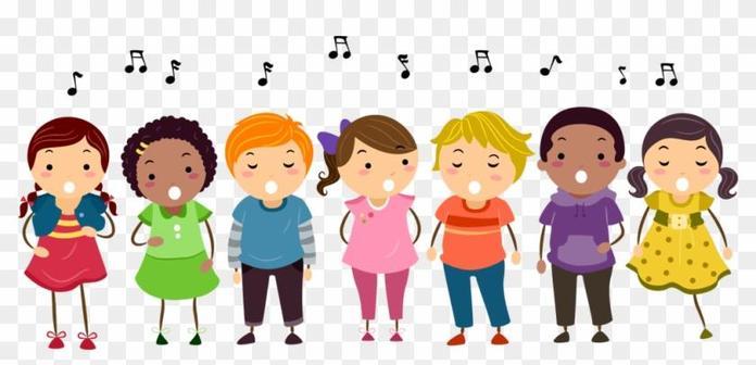 Singing simple memory songs