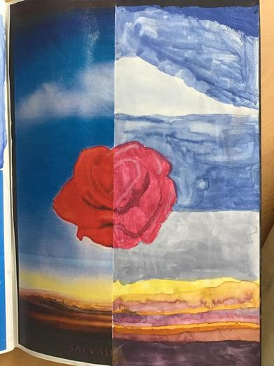 Colour mixing and Matching