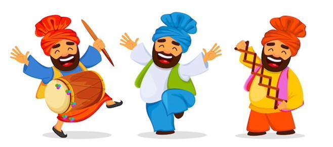 Bhangra Music
