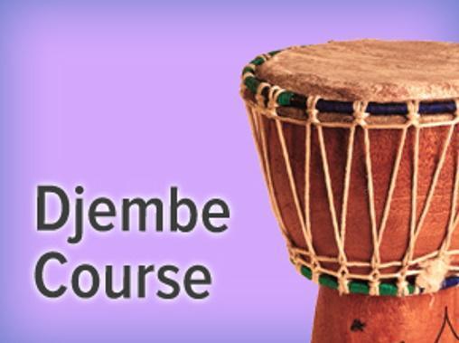Djembe Drum Rhythm