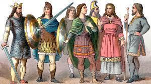 Anlgo-Saxons