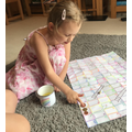 Hattie's Homemade Snakes & Ladders