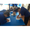 Touch - what does it feel like to touch a gingerbread house?