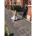 Hattie's hopscotch