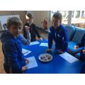 Imagining taste - what do the lovely cupcakes taste like?