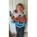 Ethan's pirate ship
