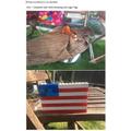 Lego flag