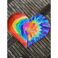 Laura's heart