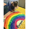 For more rainbows see Creative Learning