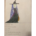 Freya's witch picture