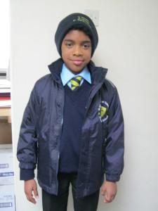 Jacket £15.00 Woolly Hat £5.00