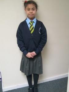 Cardigan from £10.40 - School Tie £3.60
