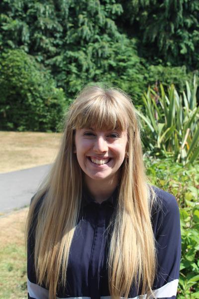 Annie Cook - Year 1 Teacher