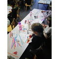 Making Mosaics for our Roman Wow Day