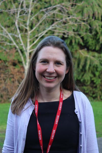Emily Staton - Music teacher