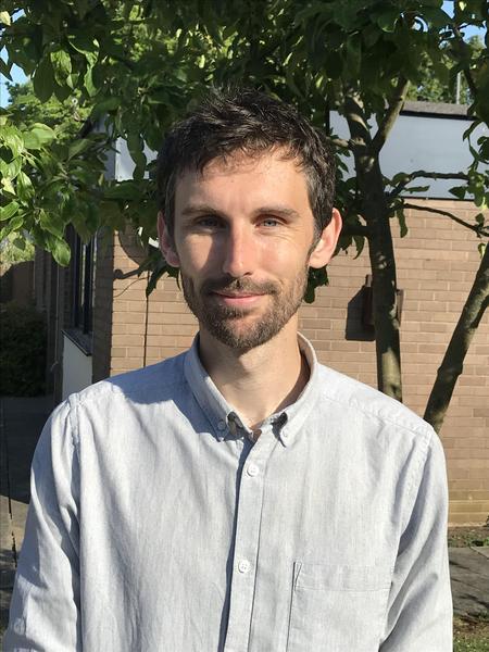 Joe Wood - Teacher Lead