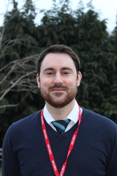 Simon Feltham -Teacher Lead
