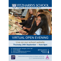 Fitzharrys Virtual Opening Evening