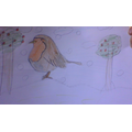Home learning art