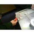 Testing the properties of rocks