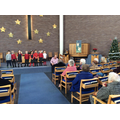 Singing to Lunch Club at the URC
