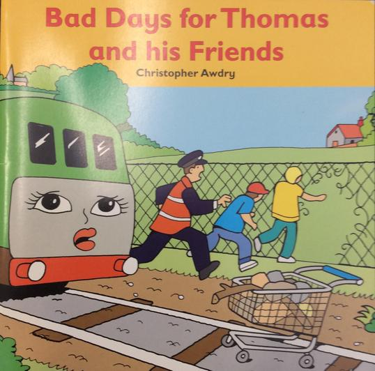 Thomas and friends have a bad day where things go a bit wrong.