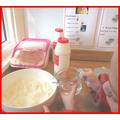 Independent Playdough Making