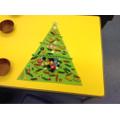 Christmas tree patterning!