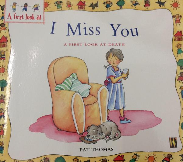 This book helps them to understand their loss and come to terms with it.