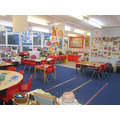 Theres lots of space to do so fantastic learning in our classrooms.