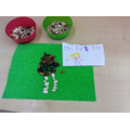 Seed collages.